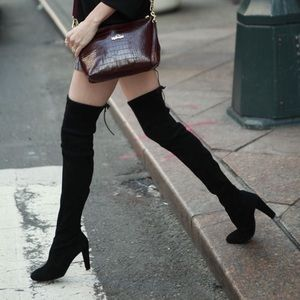Stuart Weitzman Highland OTK boots